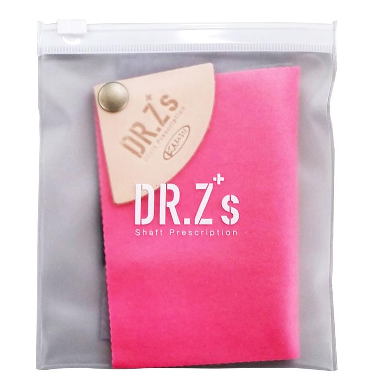 KAMUI 【カムイ】 Dr.Zシャフト ピンク・グレー 限定モデル (Dr.z Shaft Pink and Gray) | シャフトメンテナンス