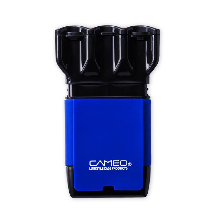 CAMEO 【カメオ】 ダーツケース ドレススリーブ プラス ブルー (Darts Case Dress Sleeve Plus Blue)