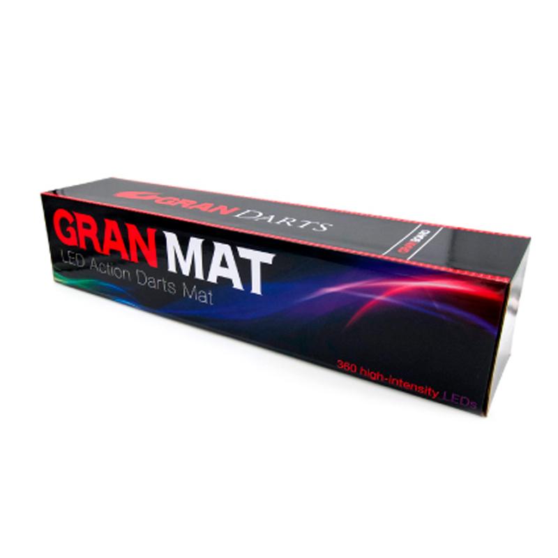 GRAN【グラン】 グランマット (GRAN MAT - LED Action Darts Mat)   電子ダーツマット