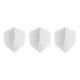 TARGET 【ターゲット】 エイトフライト ホワイト シェイプ (8 Flight White Shape)|フライト