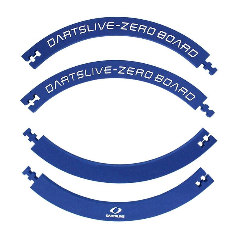 ダーツボード DARTSLIVE ZERO & ダーツスタンド BSD34-BK セット