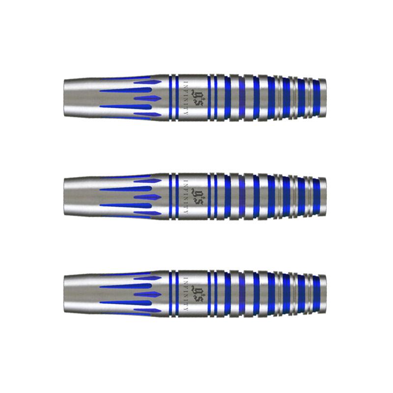 G's Darts 【ジーズダーツ】 インフィニティ タングステン90% 酒井雄基選手モデル (INFINITY Tungsten90%) | ダーツ 2BAバレル 17.0g