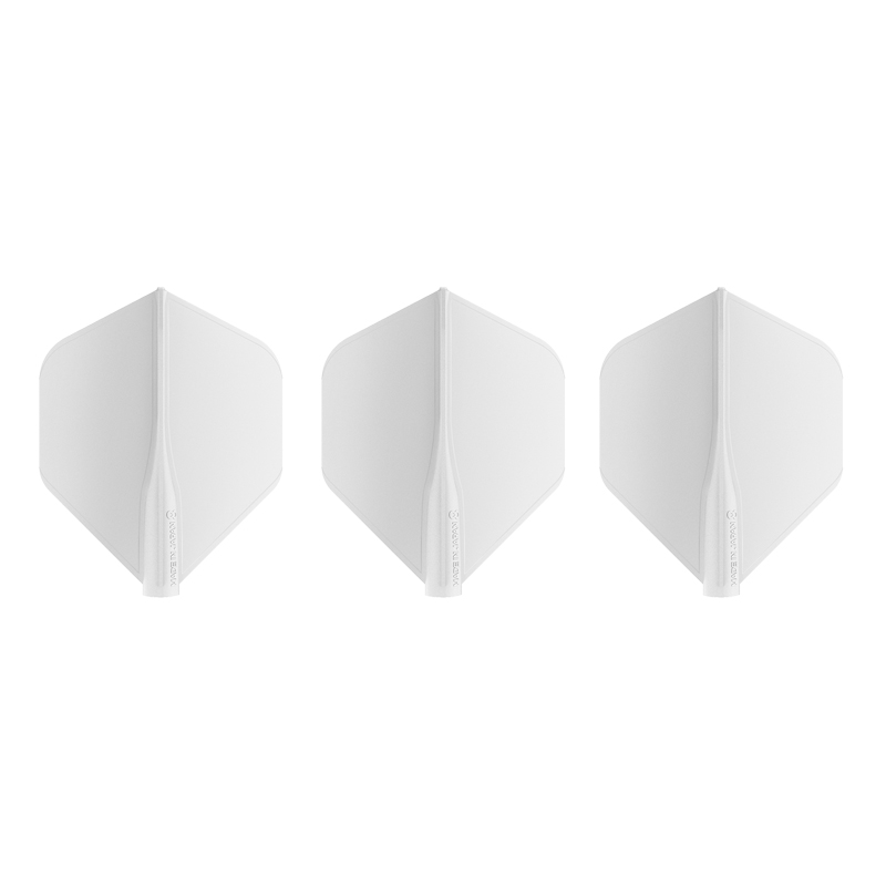 TARGET 【ターゲット】 エイトフライト ホワイト スタンダード (8 Flight White Standard) フライト