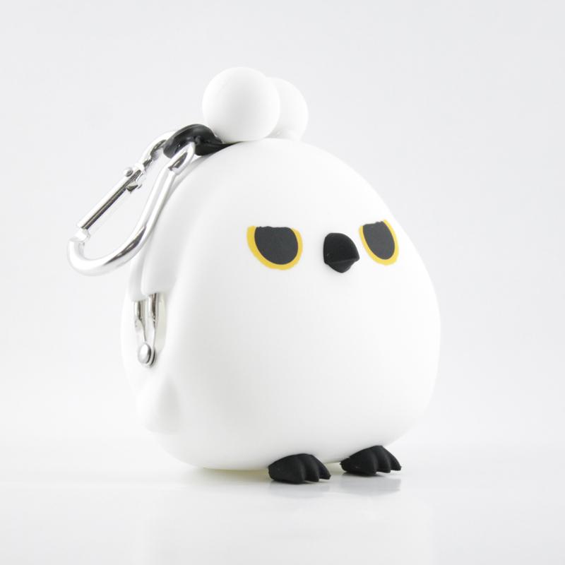 3D POCHI Friends OWL (ホワイト)