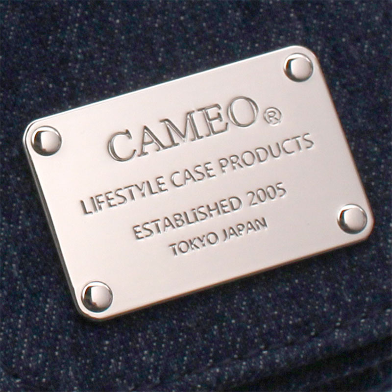 CAMEO 【カメオ】 グローバー2.5 デニム (GLOVER 2.5 DENIM)   ダーツケース