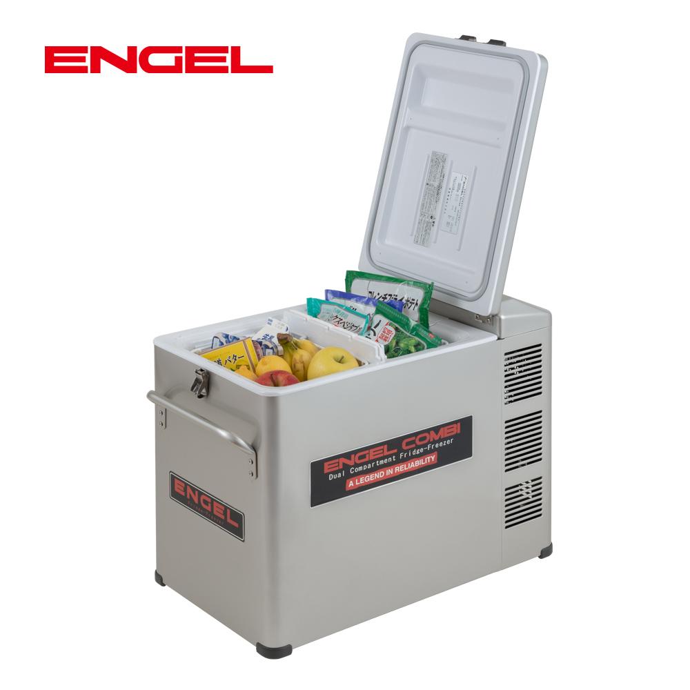 SAWAFUJI エンゲル冷蔵庫 ポータブルMシリーズ(40L)冷凍・冷蔵 MT45F-CP