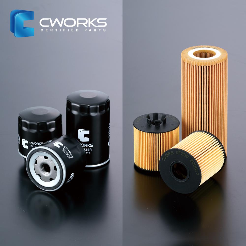 CW Oil Filter MI F56