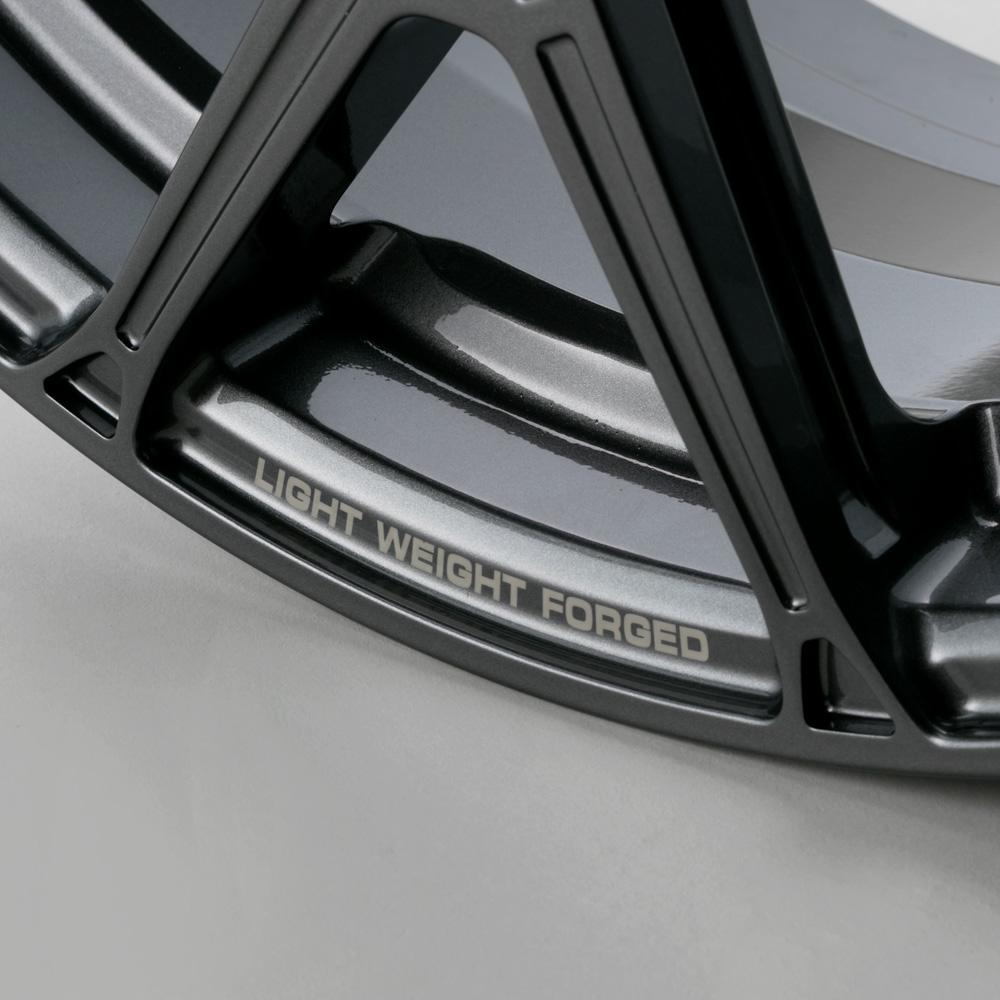 【完売致しました】4本セット NEXEN N FERA SU1 225/40ZR18(サマータイヤ)& ruote marchesini 【鍛造ホイール】VW GOLF/ AUDI A3/S3SB用 F045 7.5Jx18 50 5H 112