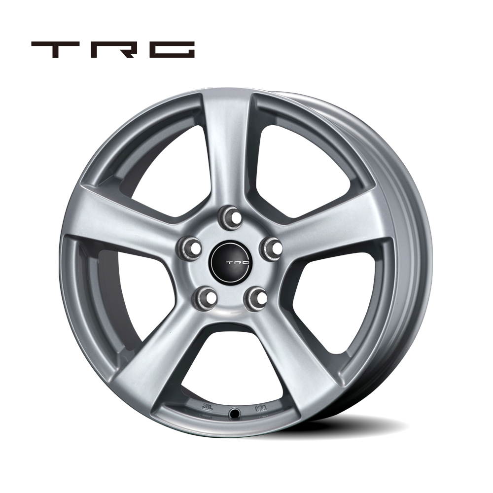 17インチ Mセット ブリヂストン VRX2 アルテオン/パサートオールトラック スタッドレスタイヤ&TRGホイールセット
