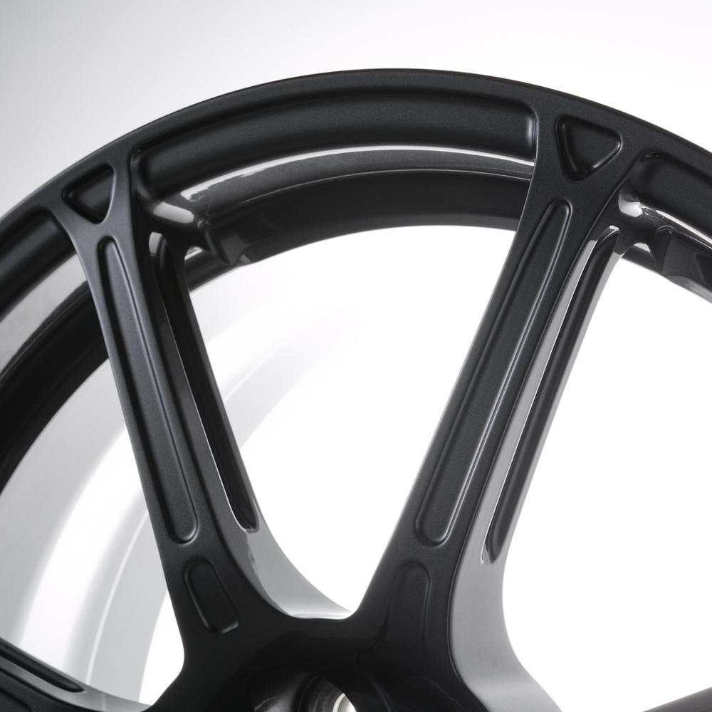 【完売致しました】ルオーテ マルケジーニ F037 17×7.0(37) 98-4H 58.1 アバルト500系専用鍛造ホイール4本セット