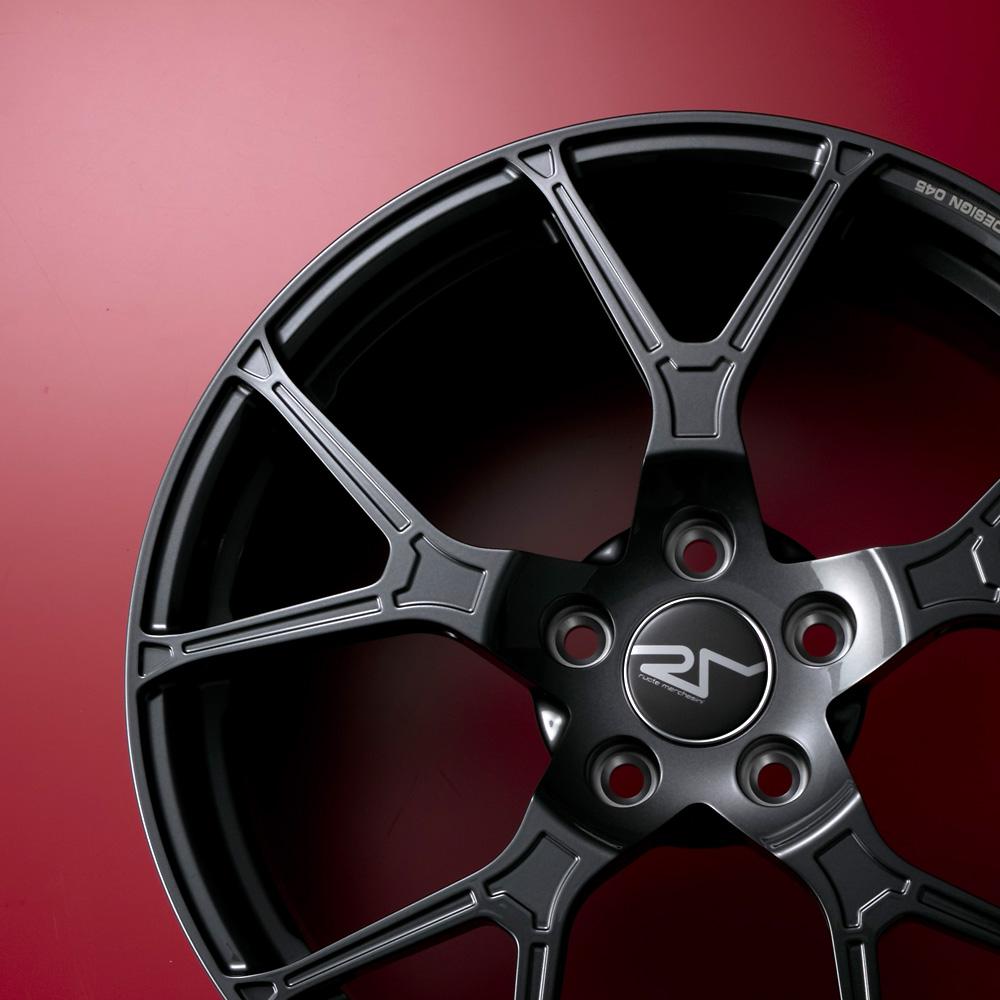 【完売致しました】4本セット HANKOOK ventus V12evo2 225/40R18(サマータイヤ)& ruote marchesini 【鍛造ホイール】VW GOLF/ AUDI A3/S3SB用 F045 7.5Jx18 50 5H 112