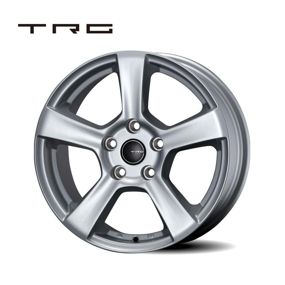 17インチ Mセット ブリヂストン VRX2 ゴルフトゥーラン/T-Roc用 スタッドレスタイヤ&TRGホイールセット