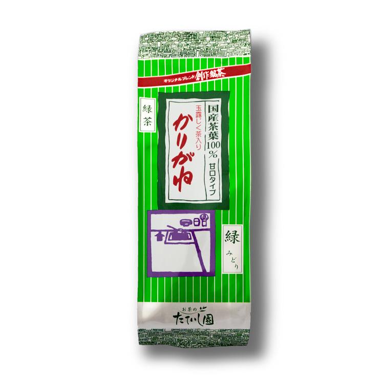 かりがね(緑)120g