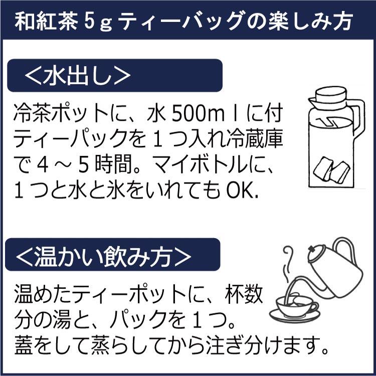 水出し和紅茶ティーパック5g×32P