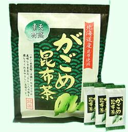 がごめ昆布茶(2g×20ヶ入)