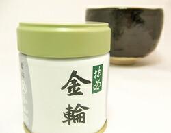 【抹茶】金輪(きんりん)40g 宇治丸久小山園