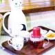 Hario ティーハット300ml お茶に合わせて選べる3色