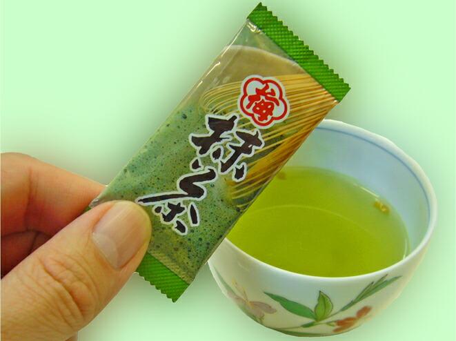 梅抹茶2g×10入
