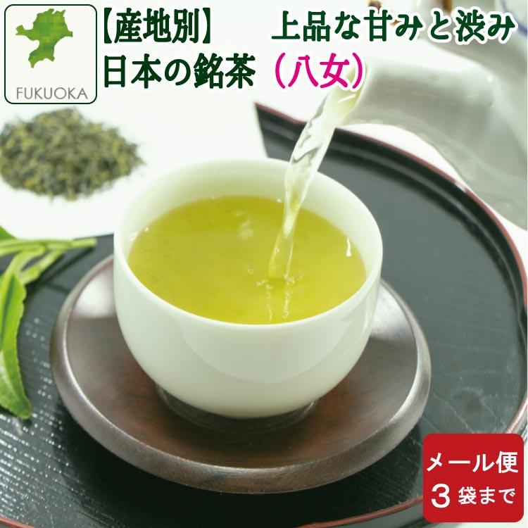 八女茶【福岡県】100g