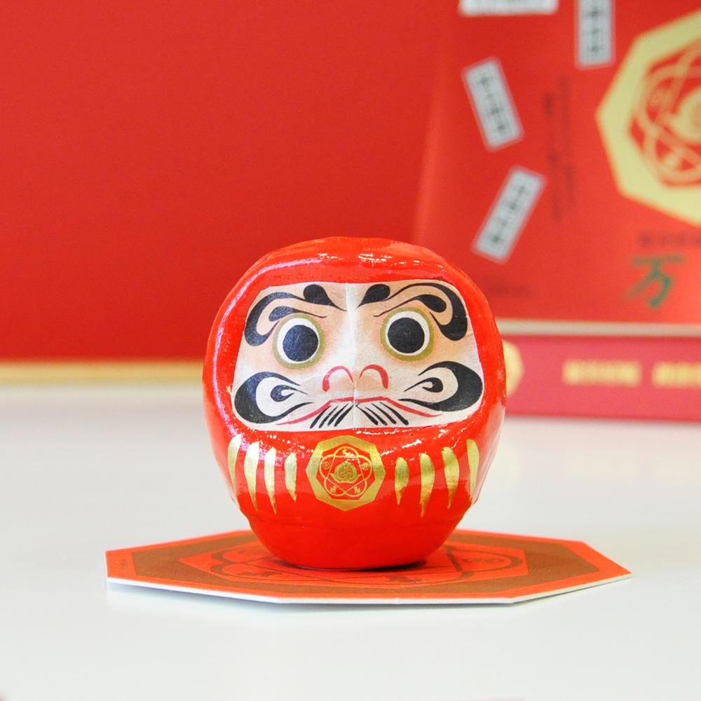 KT-104 万願だるまさん(豆:台座つき)