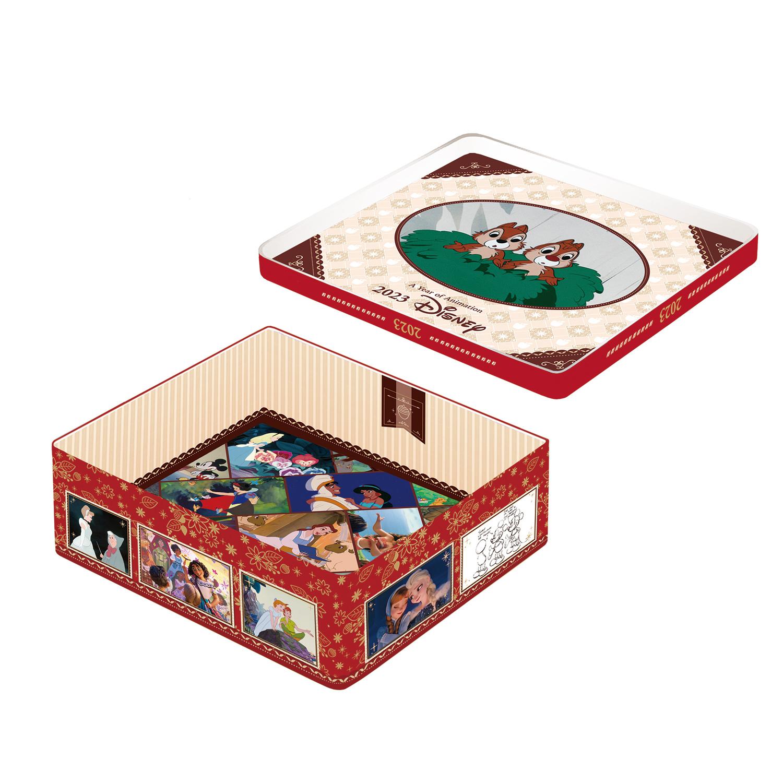 TD-30020(2022年版)<br>ディズニー/日めくりカレンダー