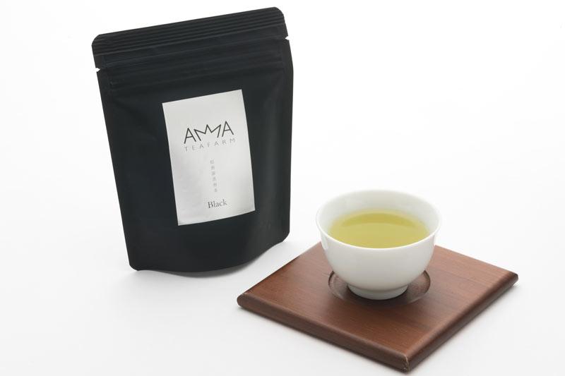 【Black】焙煎深蒸煎茶(3セット)【送料込】