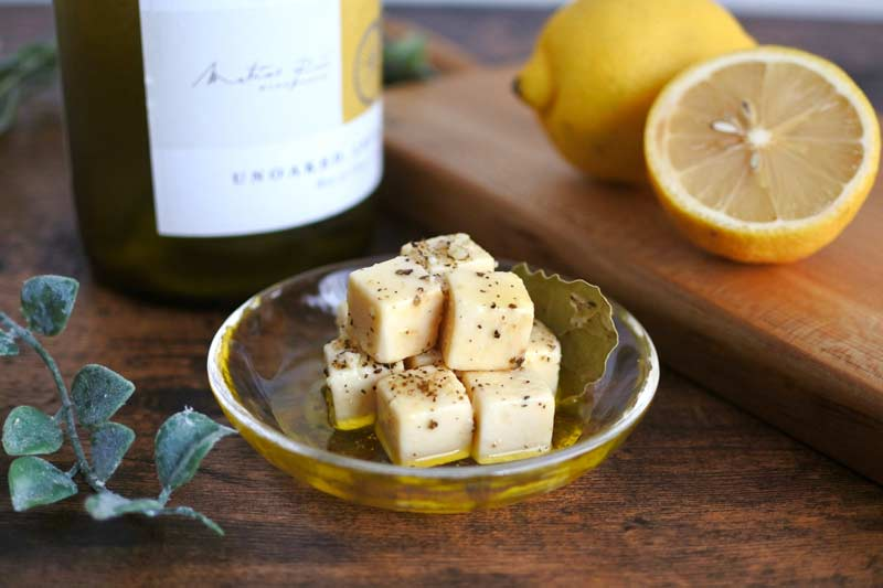 いぶりがっことチーズのオイル漬4種類セット ※ご家庭用【送料込】
