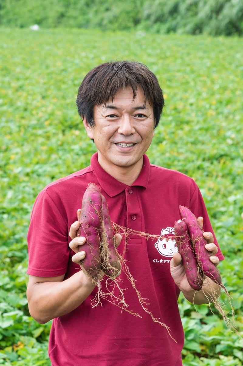 サツマイモ 宮崎紅5kg【送料込】