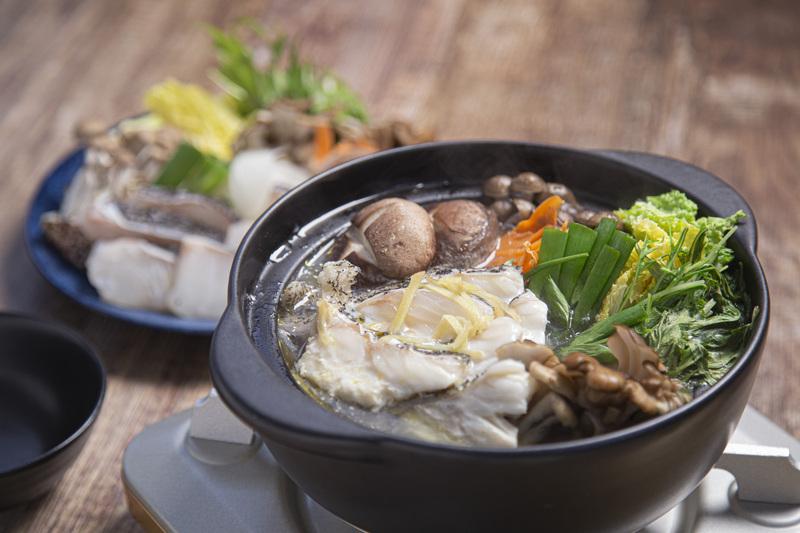 紀伊長島 本クエ鍋×ラペ監修 特製スープ付き 770g相当(2~3人前)