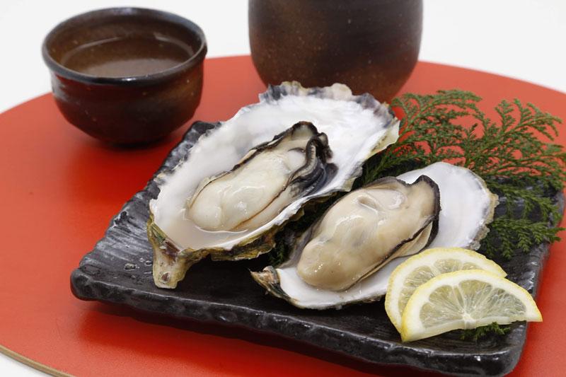 生牡蠣・カンカン焼きセット【送料込】