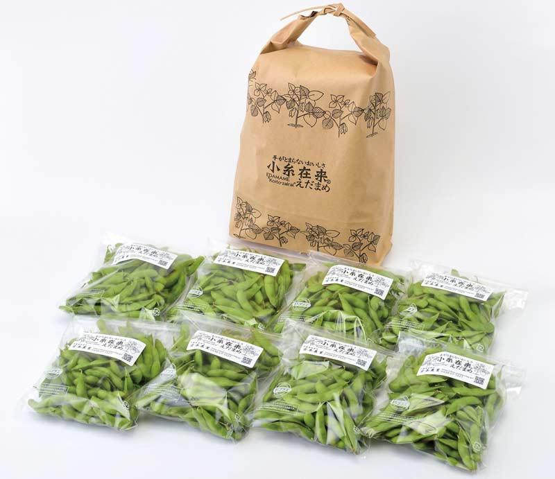 小糸在来(R) 枝豆 1kg【送料込】