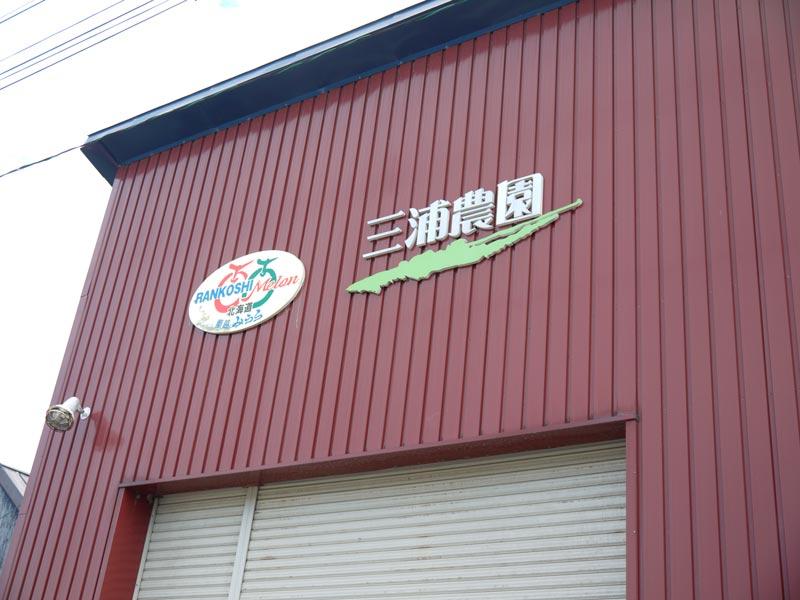 名人・三浦さんの厳選赤肉メロン「みうらメロン」4~6玉(5㎏以上)