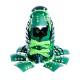 【aruBuy限定カラー】ボトルカバー サムライ鎧 緑
