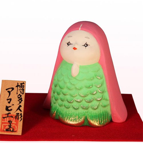 博多人形 アマビエ