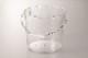 【ガラスのように透明】ポリカバケツ 13リットル(フタ無し)