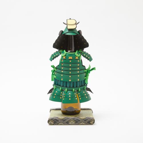 【予約商品】フィギュア(人形)台座 飾り畳(ミニ畳) 銀白色(縁:大和大菊菱銀)