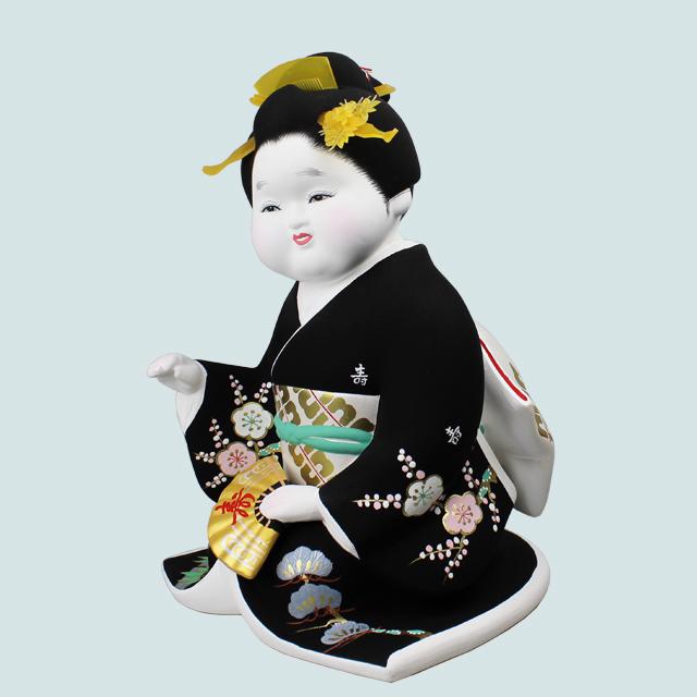 博多人形 お福さん(特大)