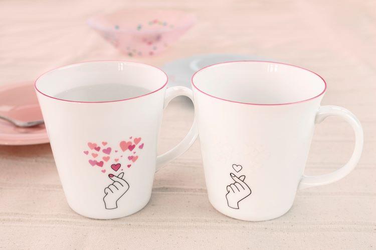 マグカップからキュン冷感マグカップ