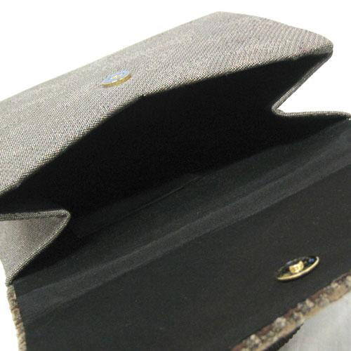 【43%OFF】和装バッグ_布製一本手ハンドバック