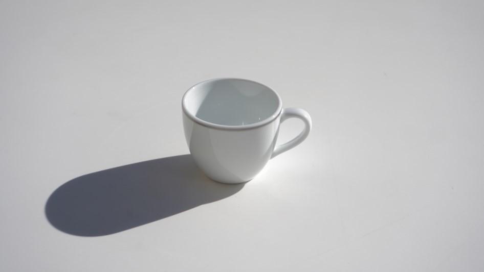 オリジナル ノリタケデミタスカップ&ソーサー