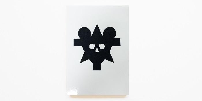 オットー・クンツリ展 カタログ