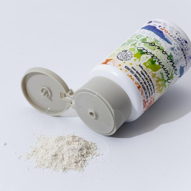 みんなでみらいを 米ぬか酵素洗顔クレンジング+クレイ