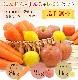 【送料無料】無農薬にんじん野菜セット(無農薬にんじん8kg+りんご2kg+レモン1kg)【にんじんジュース キット】【コールドプレスジュース用】【朝食キット】