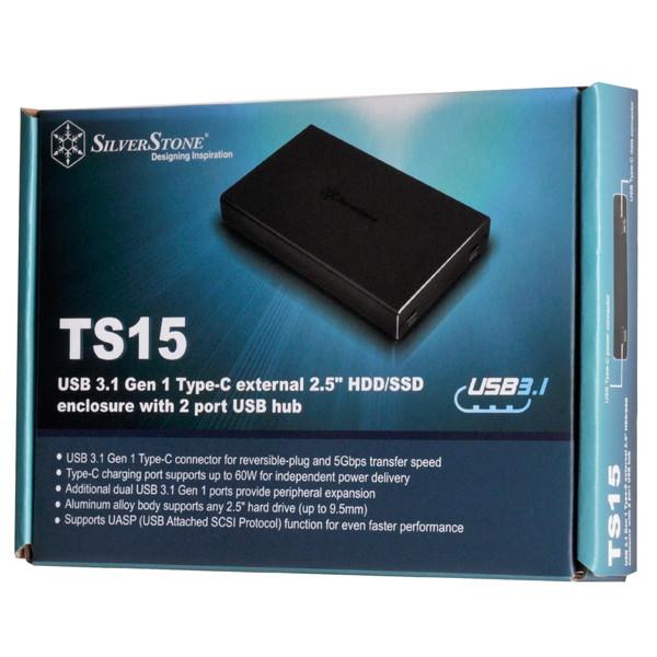 SilverStone SST-TS15B