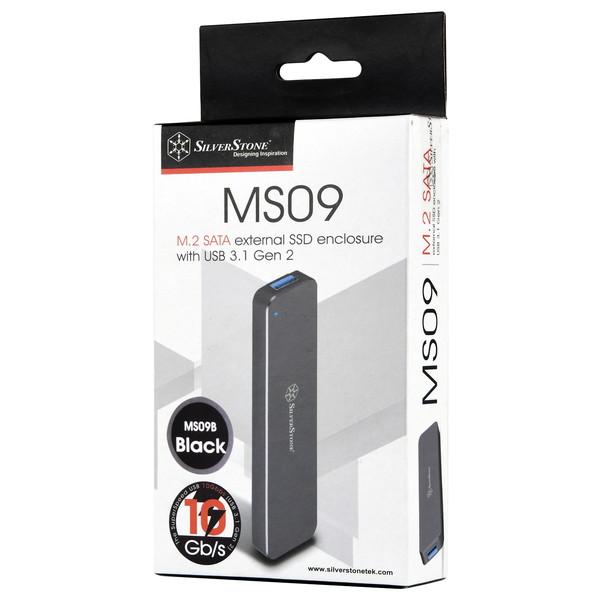 SilverStone SST-MS09B