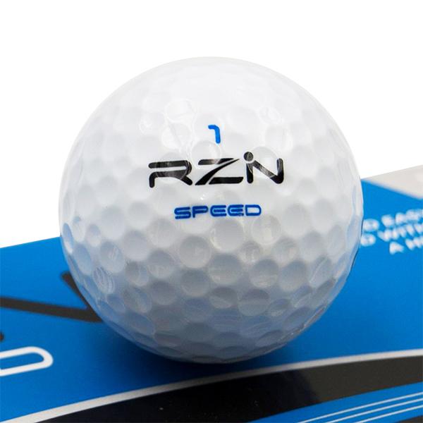 RZN Golf SPEED 2ピース ゴルフボール 12個入り 1ダースセット