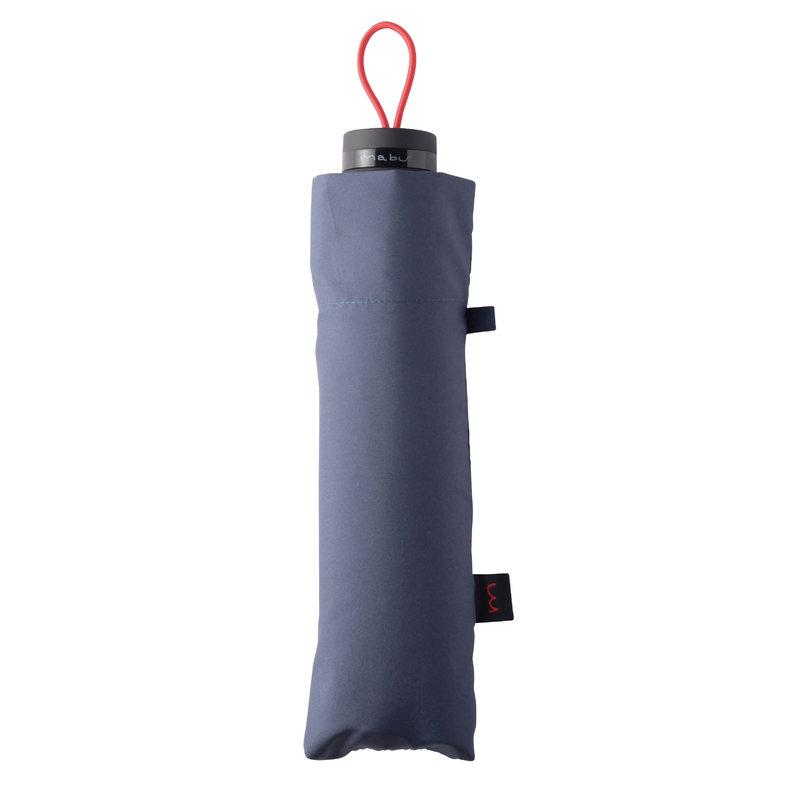 [SMV-40352] 高強度折りたたみ傘ストレングスミニ インディゴ