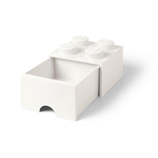 [5711938029463] レゴ ブリック ドロワー4 ホワイト★