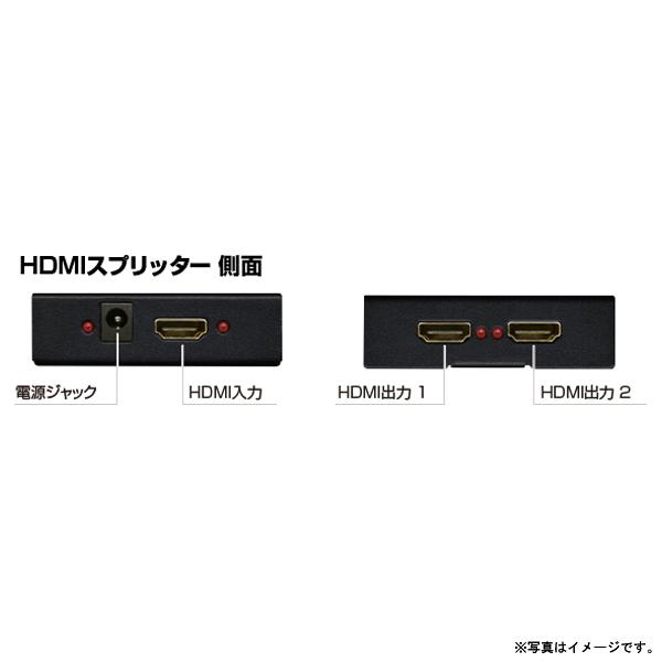 [HDS702] HDMIスプリッター