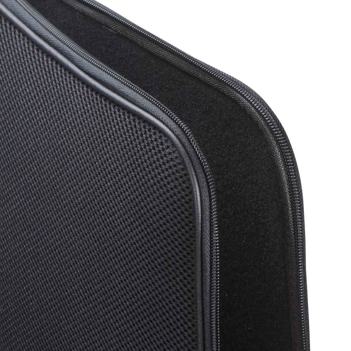 [IN-SG14BK] 【代引き不可】低反発3Dメッシュケース(14.1インチ対応・ブラック)